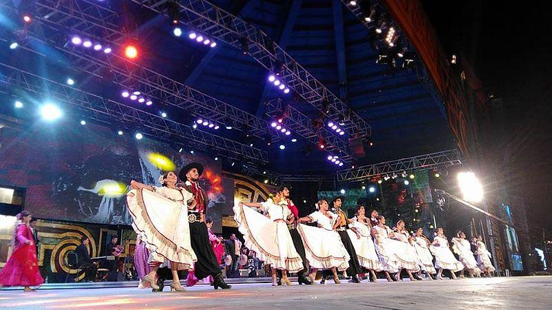 Santiago del Estero brilló en el escenario de Cosquín 2017