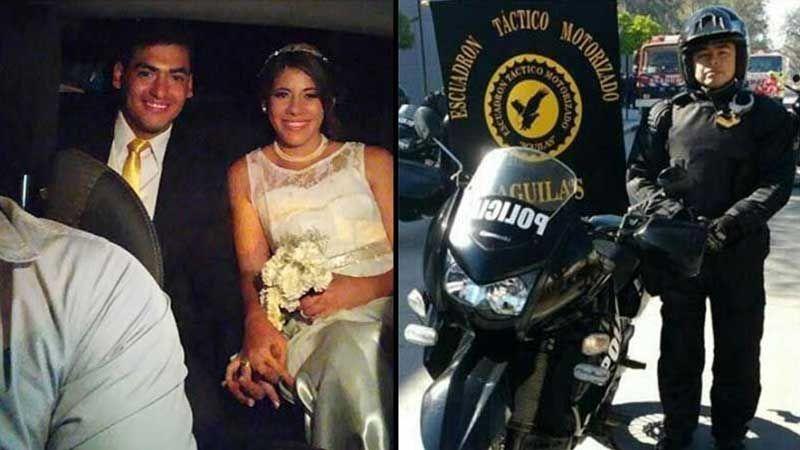 Matrimonio Por Accidente : El matrimonio fallecido en el accidente cumplía hoy dos meses de