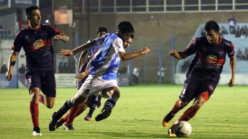 Güemes sufrió un duro traspié ante Estudiantes de Río Cuarto ...