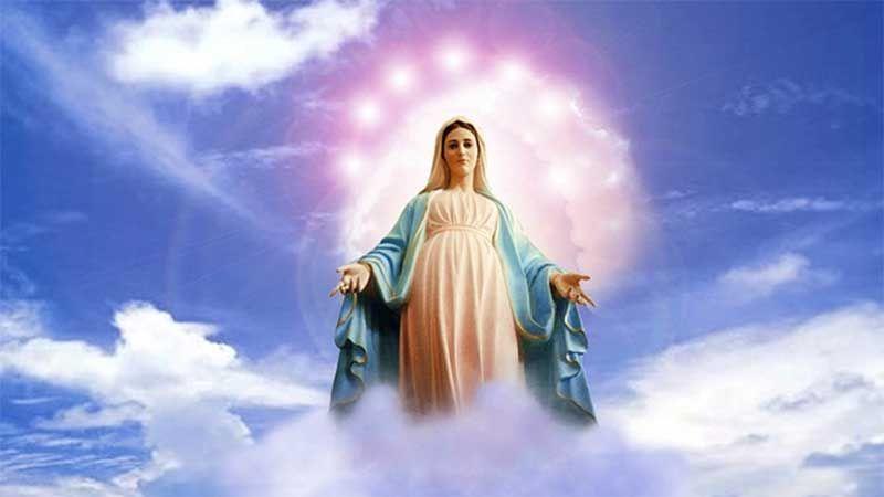 Celebran la Asunción de la Virgen María - Diario Panorama Movil
