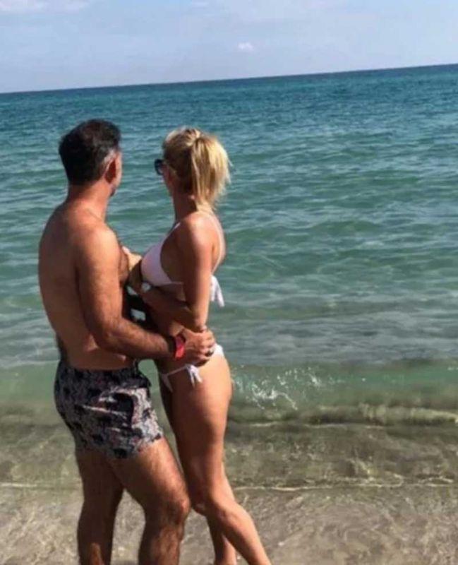 Las vacaciones de Yanina y Diego Latorre en Miami — Volver a empezar