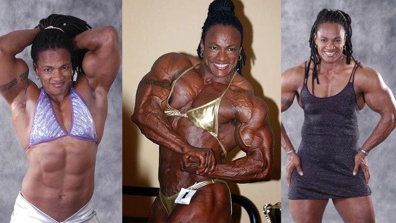 Renne La Gorda Toney: la mujer con los músculos más