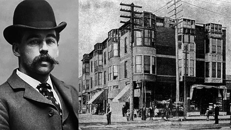 Dr. Holmes y su castillo: el primer asesino serial de EE.UU ...