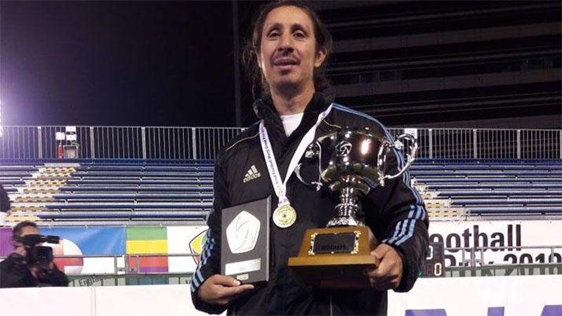 Orgullo santiagueño: Froilán Padilla fue el mejor jugador del Gran Prix  2018 - Diario Panorama Movil