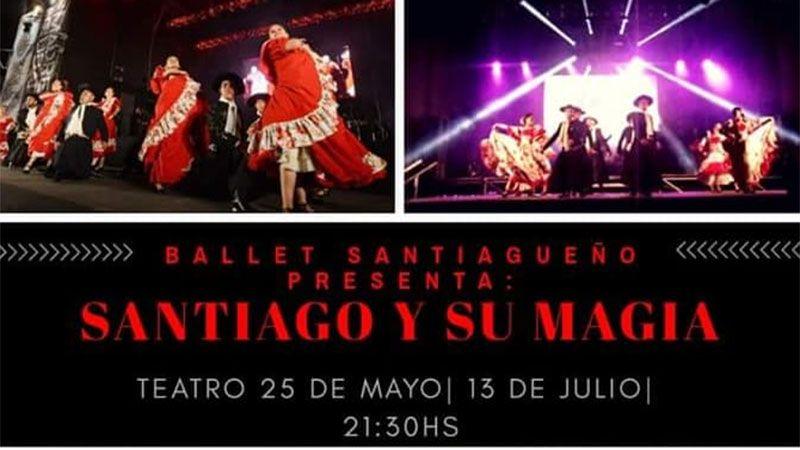 El teatro 25 de mayo ser escenario del espect culo for Diario el show del espectaculo