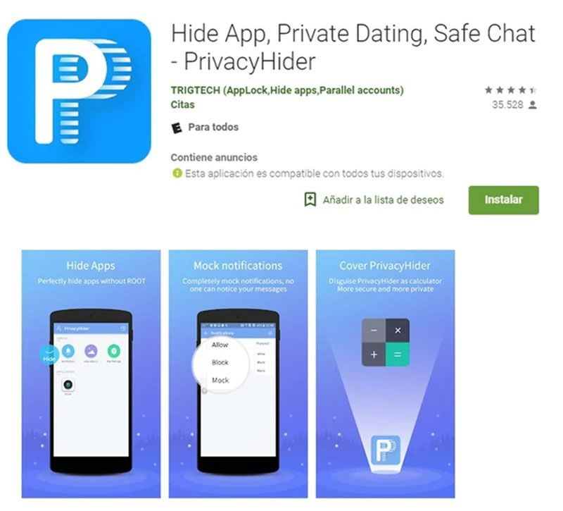 how to hide dating apps on your phone