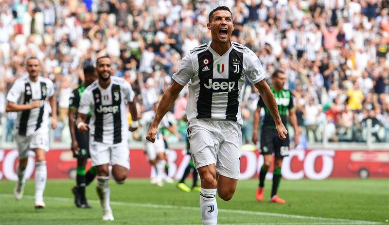 Cristiano Ronaldo Se Despach U00f3 Con Un Doblete En La