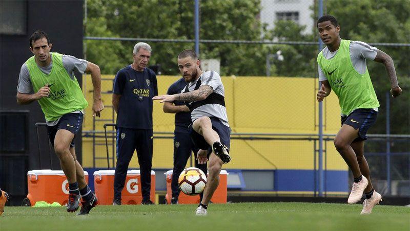 Alarma Pablo Pérez: duda para la Superfinal frente a River