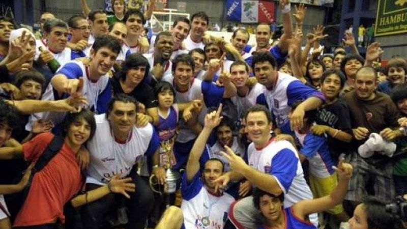 El equipo campeón de la Liga Sudamericana 2009.