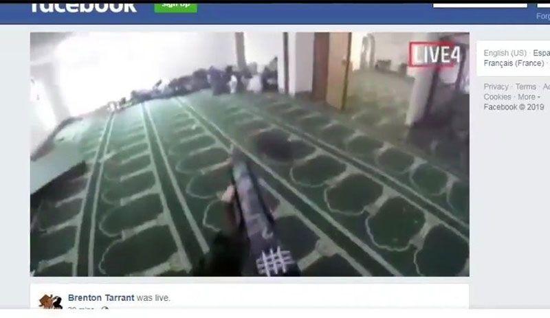 Masacre De Nueva Zelanda Twitter: Críticas A Facebook Por La Transmisión En Vivo De La