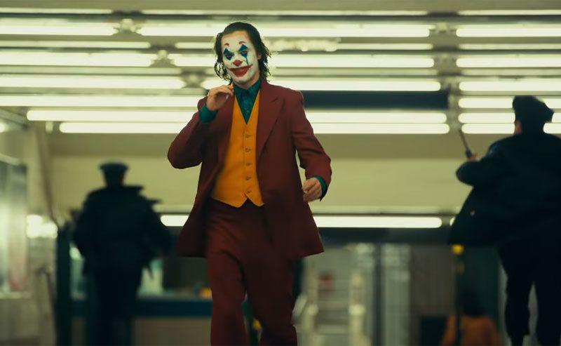 Joker obtuvo cuatro nominaciones