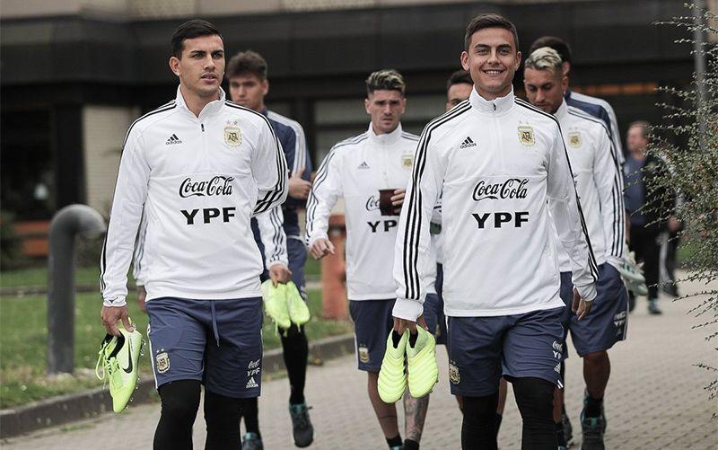 Los convocados y los próximos compromisos — Selección Argentina