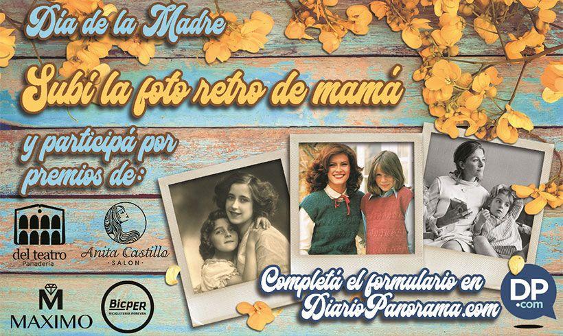 Vivía un Día de la Madre inolvidable junto a DiarioPanorama.com