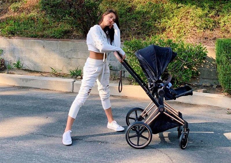 Eva de Dominici a 12 días de ser mamá