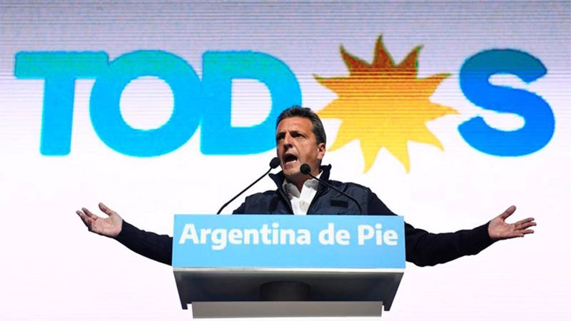 Massa le pidió a Macri que no cause más daño al país