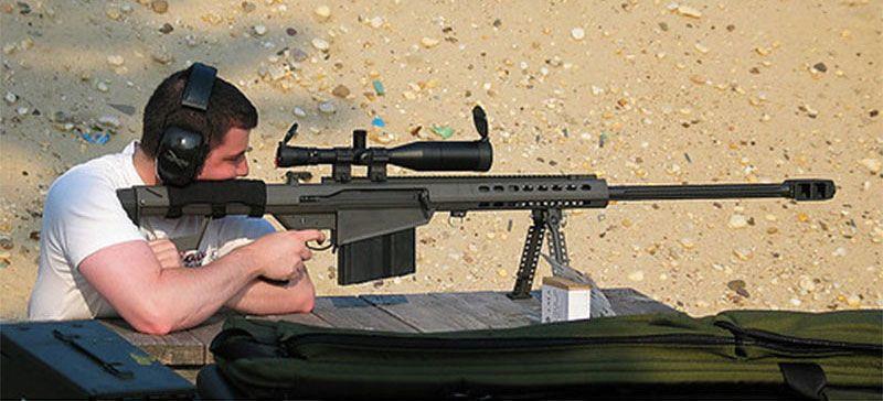 LAS ARMAS: Rifles de Precisión