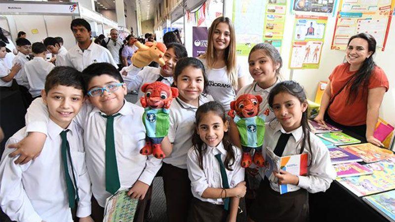 La Feria del Libro de Santiago del Estero ofrece propuestas para grandes y pequeños