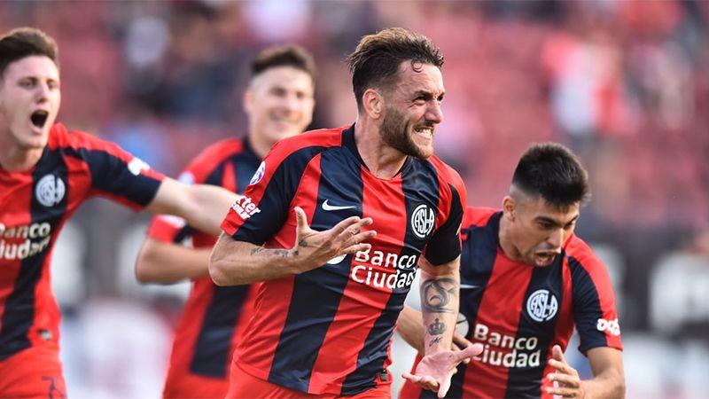 San Lorenzo recuperó la sonrisa y frenó a Argentinos Juniors - Diario Panorama de Santiago del Estero