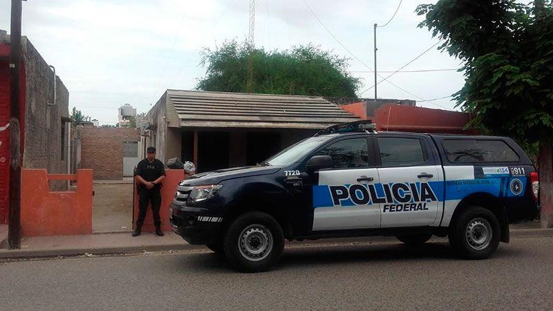 Policía Federal secuestró gran cantidad aves autóctonas en La Banda
