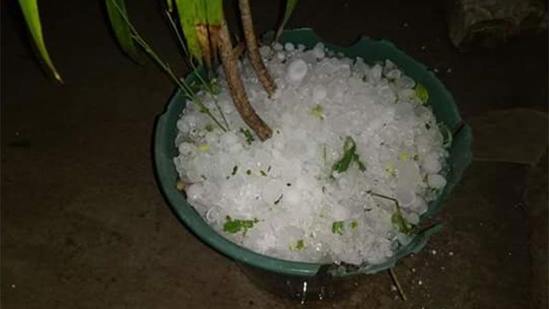 Un alerta meteorológico rige para todo Santiago del Estero