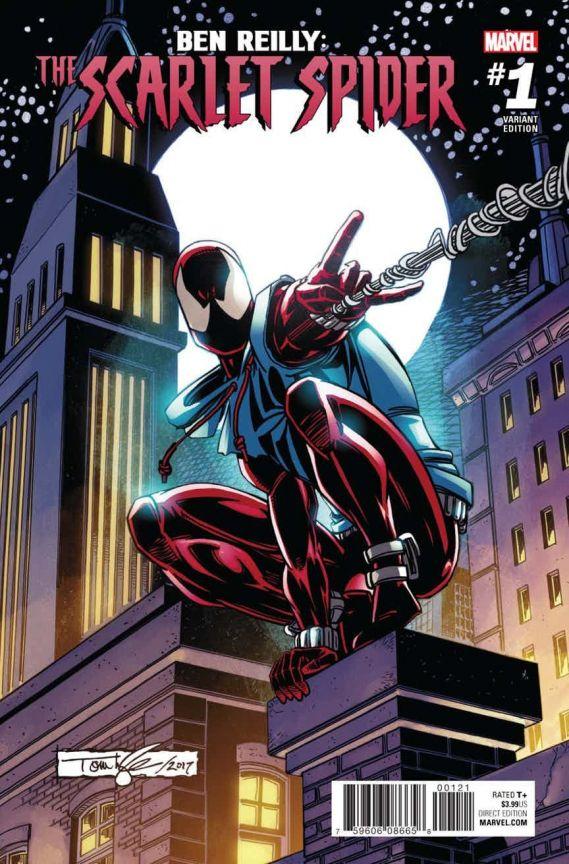 En Marvel fue el encargado de diseñar a la recordada Scarlet Spider