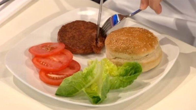 ¿Qué oculta la carne a base de vegetales?