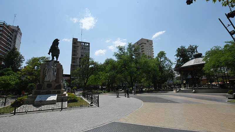 El verano se hace sentir con todo en Santiago del Estero
