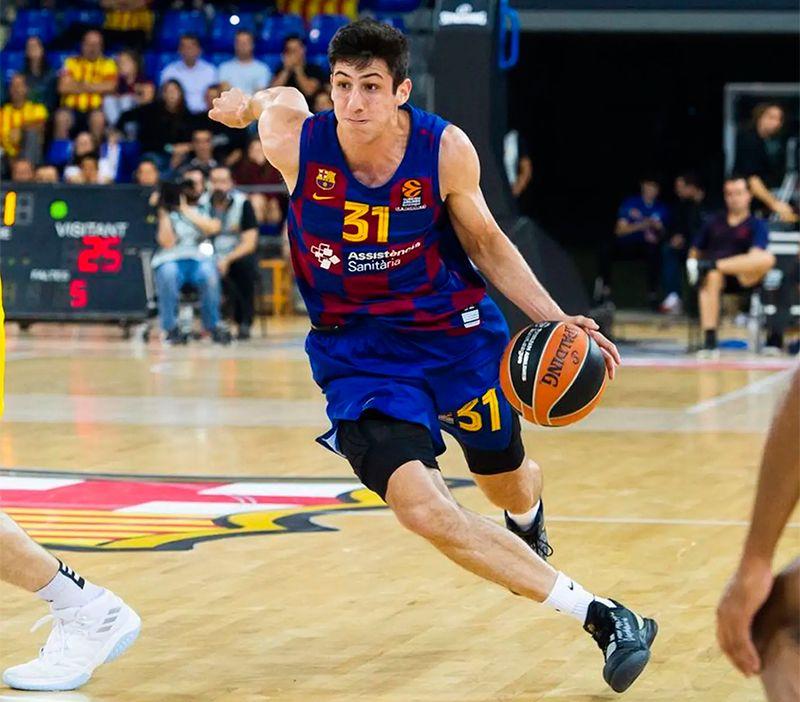 Quién es Leandro Bolmaro, el argentino que puede ser elegido en el NBA  Draft - Diario Panorama Movil