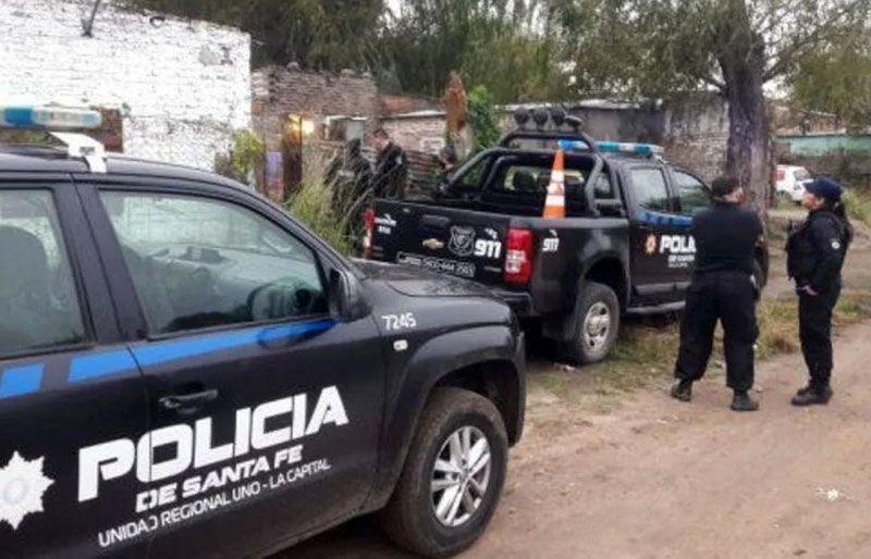Femicidio en Santa Fe.