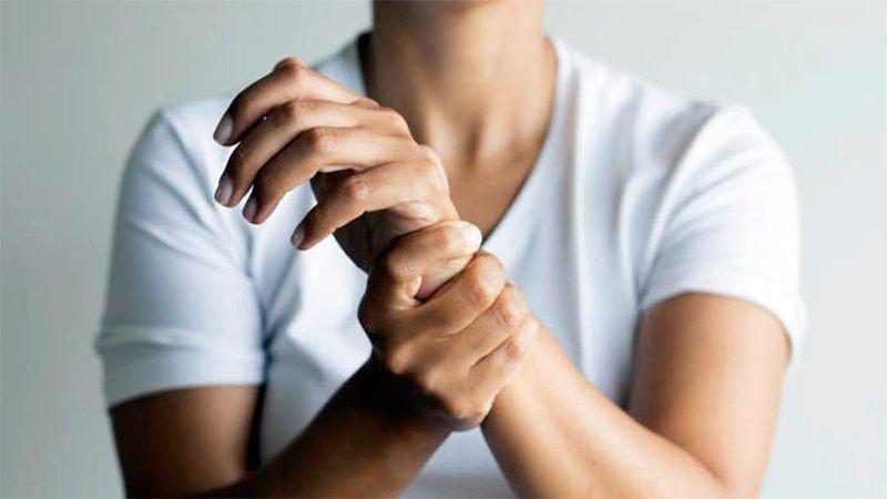 dolor en las extremidades