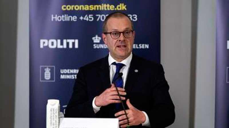 Hans Kluge, director regional de la Organización Mundial de la Salud (OMS) para Europa.