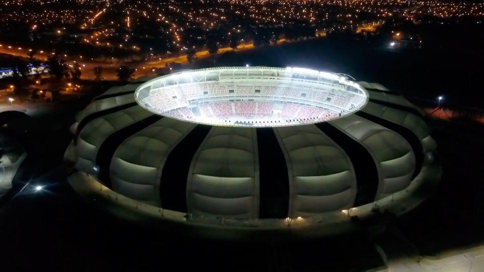 Conmebol inspeccionará el Estadio Único de Santiago del Estero - Diario  Panorama Movil