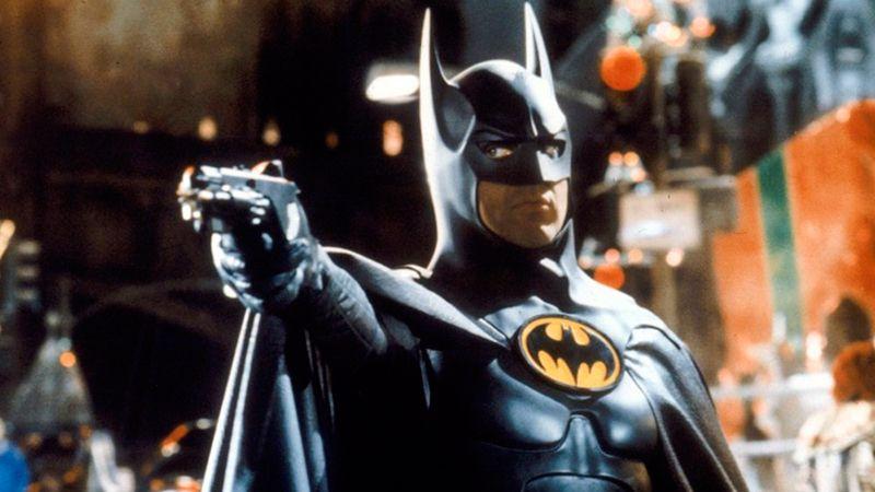 Michael Keaton como el Batman de Tim Burton.