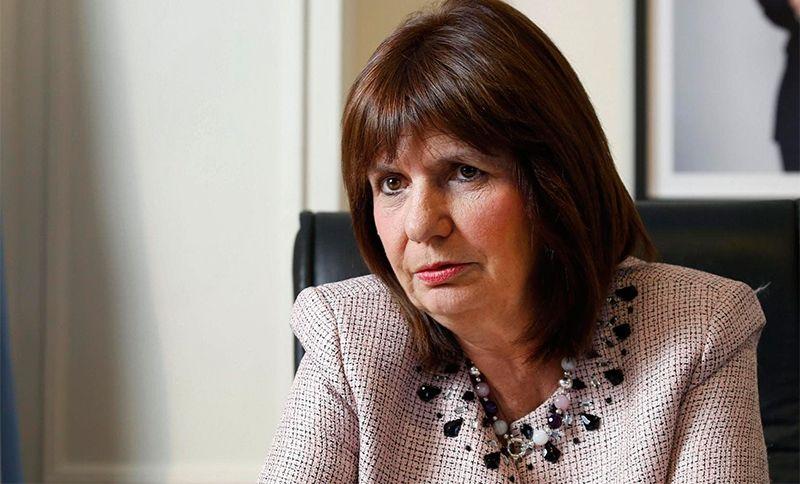 Patricia Bullrich le contestó a Alberto Fernández: Usted vinculó a ...