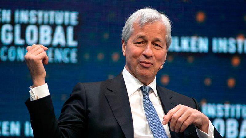 James Dimon CEO de JP Morgan