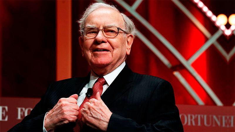 Warren Buffet CEO de Berkshire