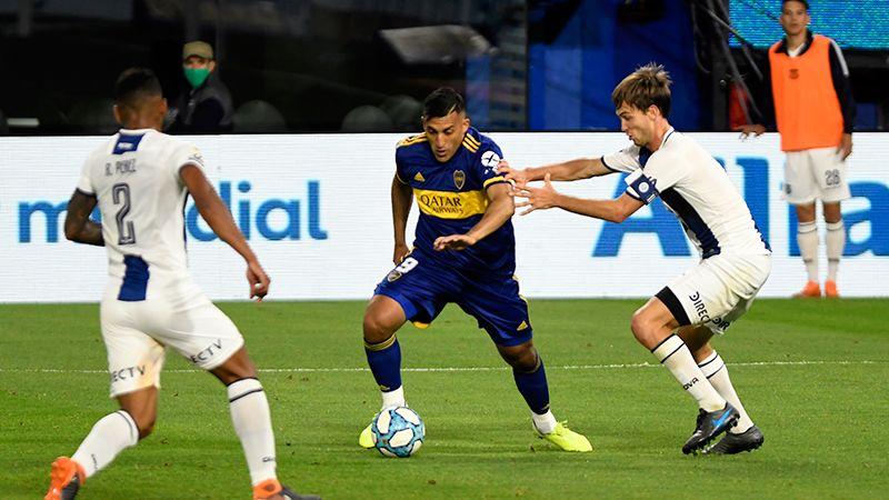Talleres sorprendió a Boca y terminó con el invicto de Russo - Diario  Panorama Movil