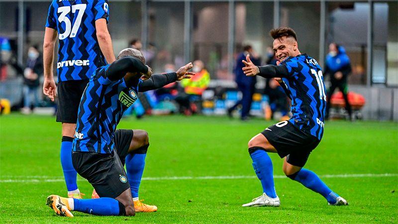 El Inter remonta de manera increíble frente al Torino