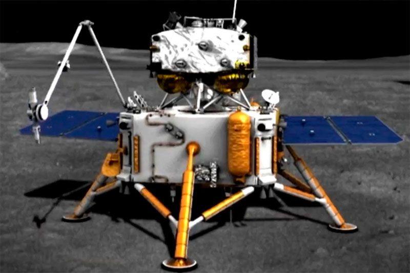 China enviará robots para recoger rocas de la Luna este mismo año