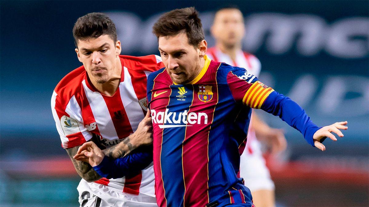 En vivo: Barcelona y Athletic de Bilbao definen al campeón ...