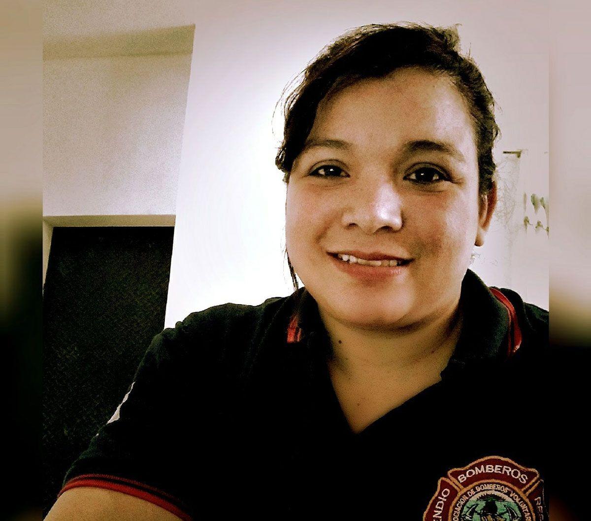 María Lizarraga (Foto: Facebook)