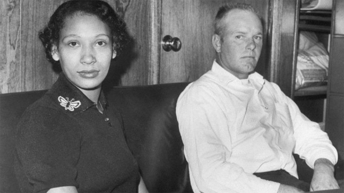 Richard y Mildred Loving