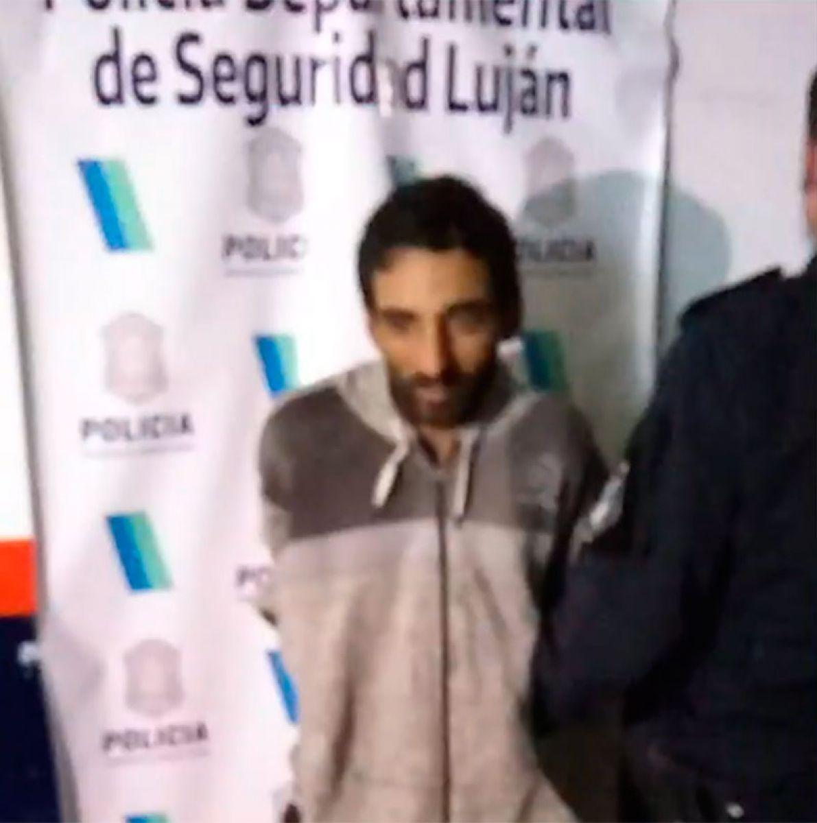 Carlos Savanz detenido