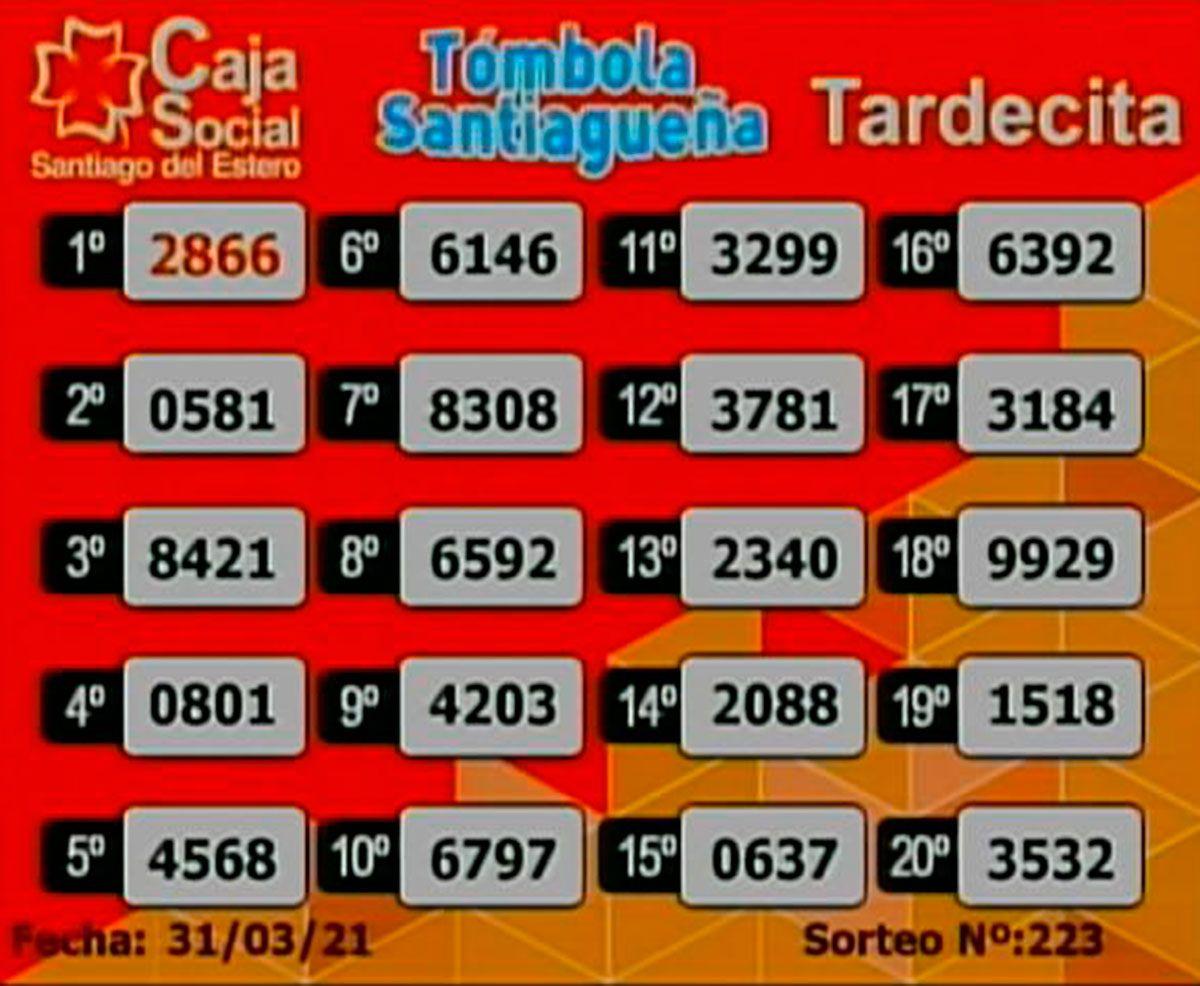 Tardecita
