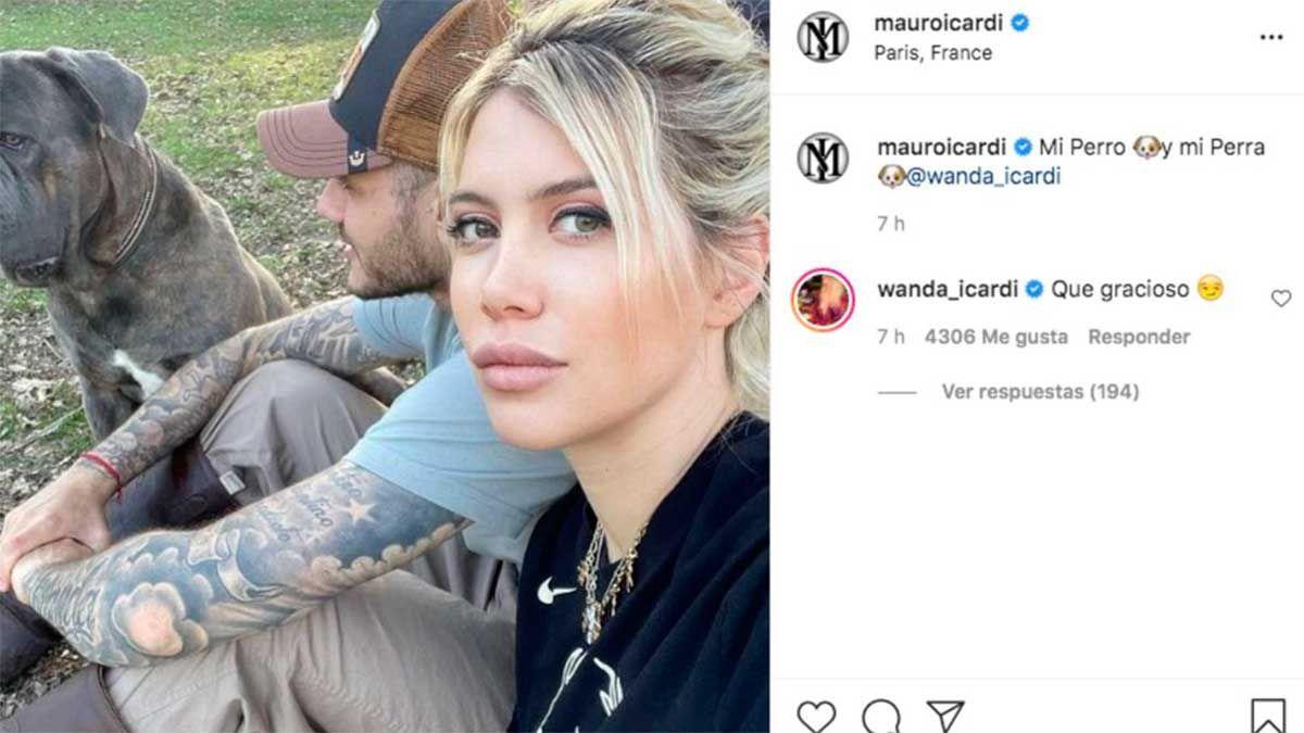 El posteo de la polémica que Instagram eliminó.