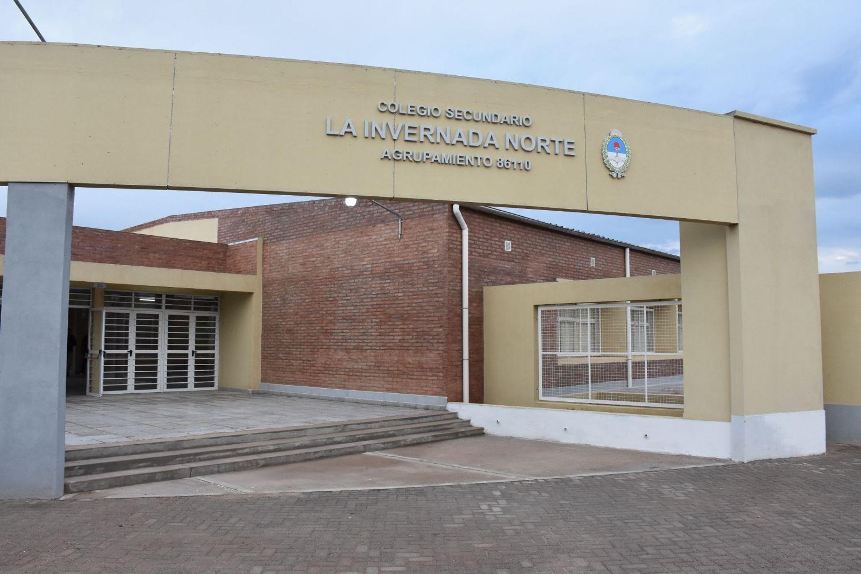 Edificio, escuela.