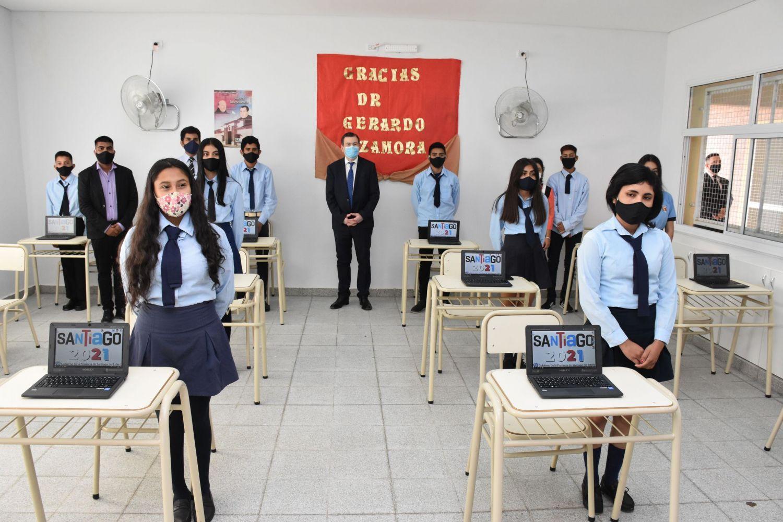 Escuela El Cruce.