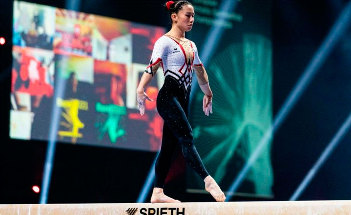 Kim Bui usó un traje similar