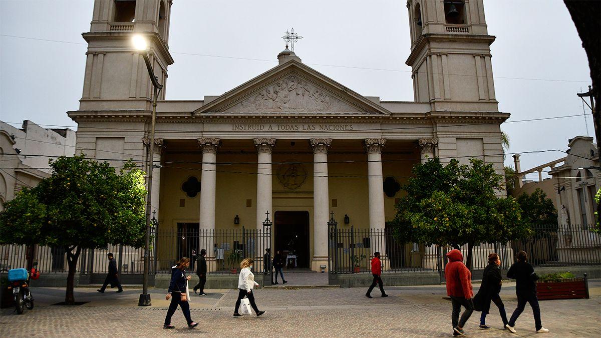 Catedral Basílica.