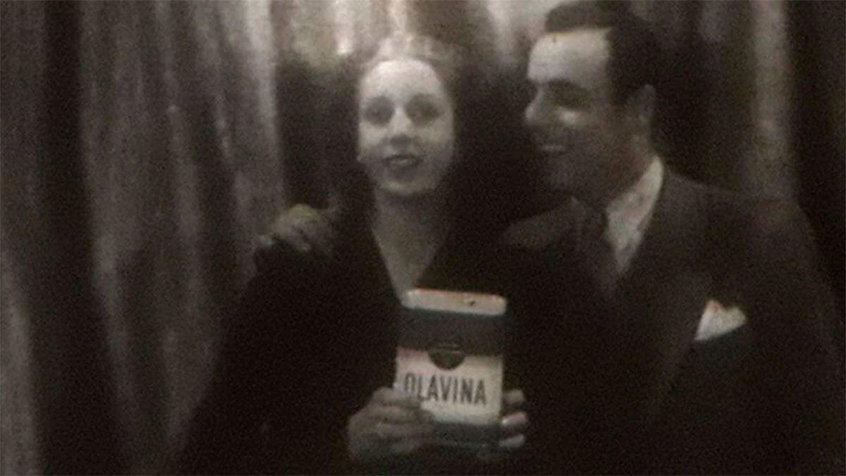 Publicidad Eva Perón.
